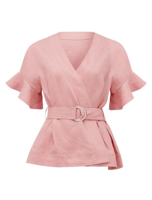 Kari Linen Day Jacket