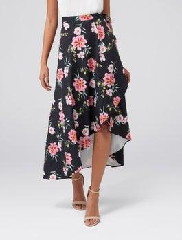 Belinda Wrap Skirt by Forever New