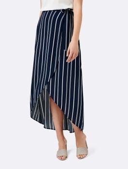 Benita Wrap Skirt by Forever New