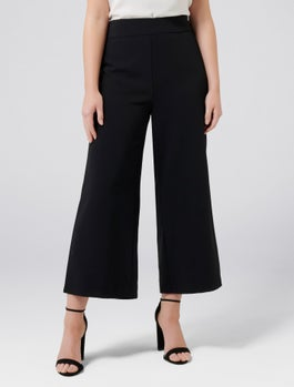 Milly Petite Wide Leg Culottes by Forever New