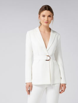Willow Wrap Blazer by Forever New