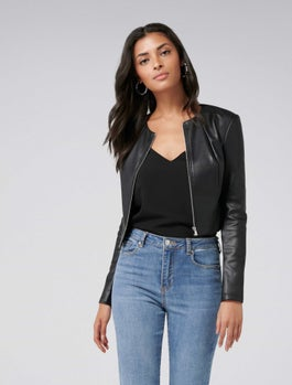 Amy Edge To Edge Jacket by Forever New