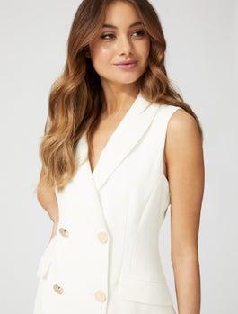 Hope Tuxedo Dress by Forever New
