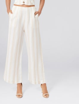 Marissa Co Ord Linen Blend Pants by Forever New