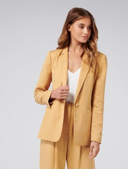 Matilda Co Ord Blazer by Forever New
