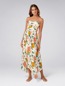 Ashby Strapless Maxi Dress by Forever New