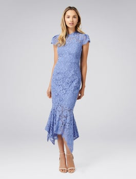 Frankie Petite Lace Maxi Dress by Forever New