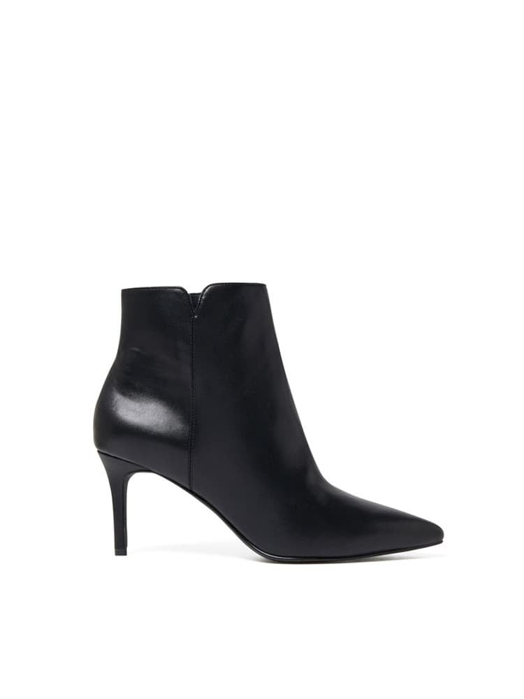 Blair Pointed Mid Heel Boots