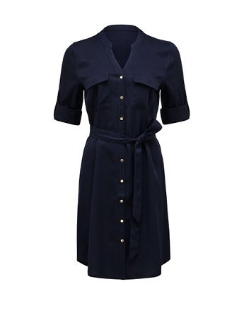 Belinda Shirt Dress