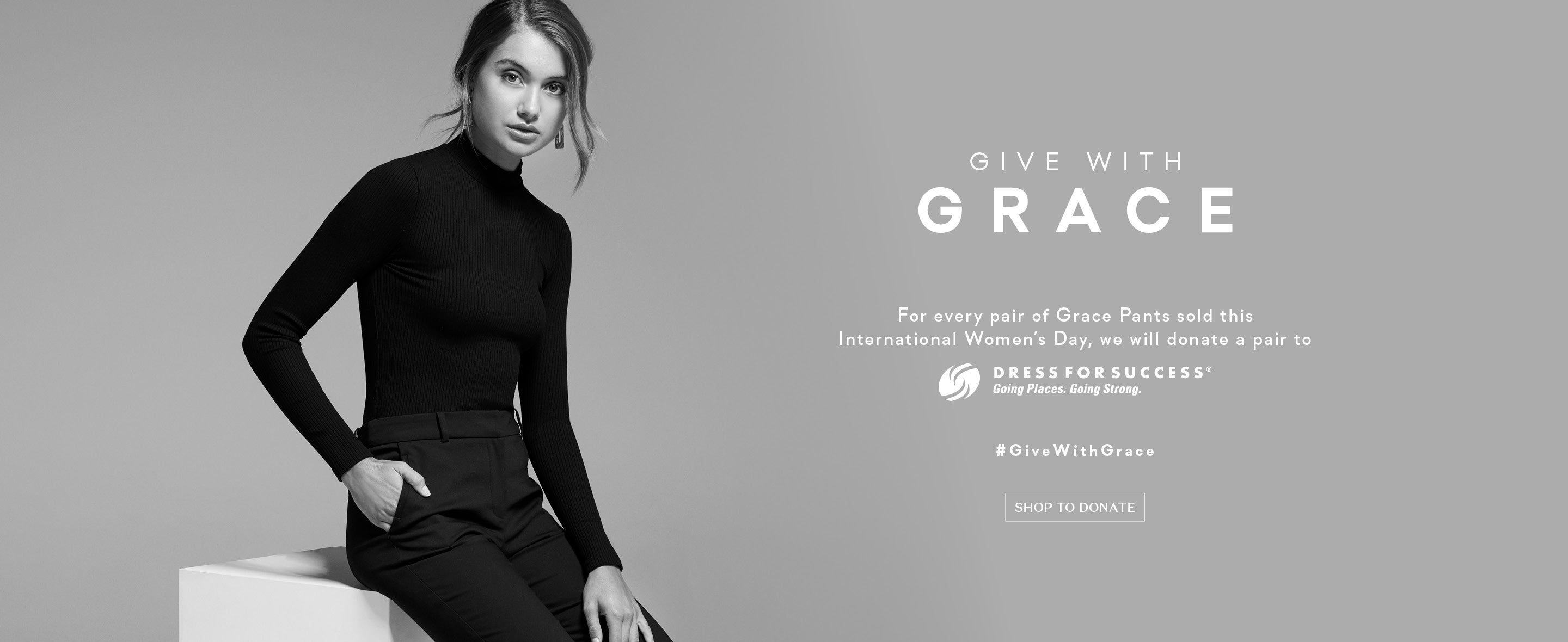 Give with Grace Campaign