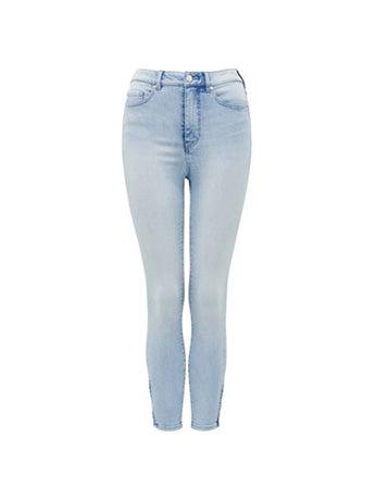 Bella High-Rise Sculpting Cropped Jeans