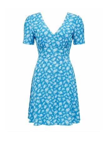 Emilia Flippy Mini Dress