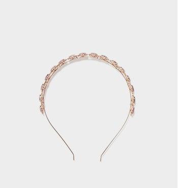 <b>Jaide</b><br>Jewelled Moonstone Headband