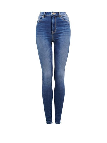 Helena High-Rise Full Length Jeans