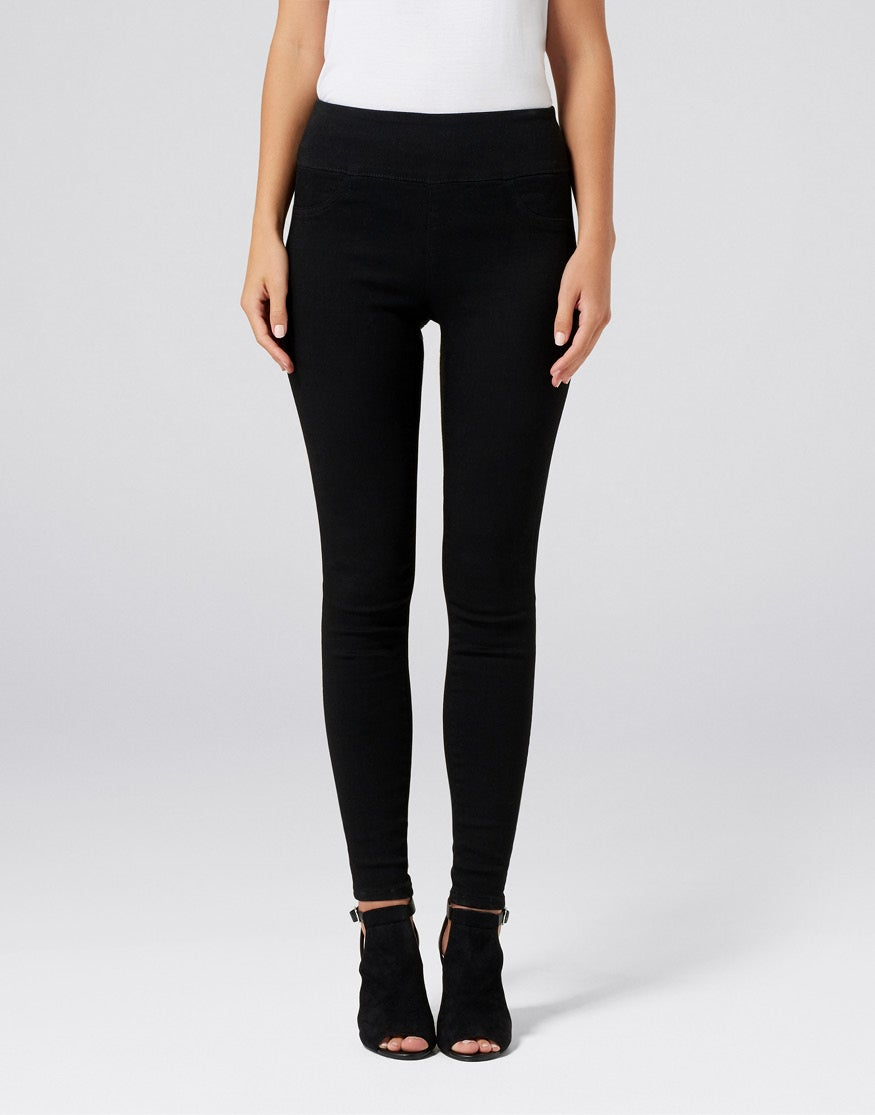 Carla Mid Rise Jeggings