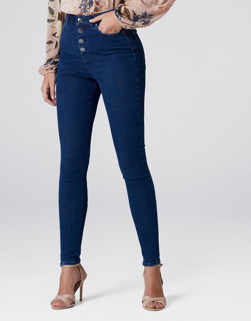 Heidi Ankle Grazer Jeans