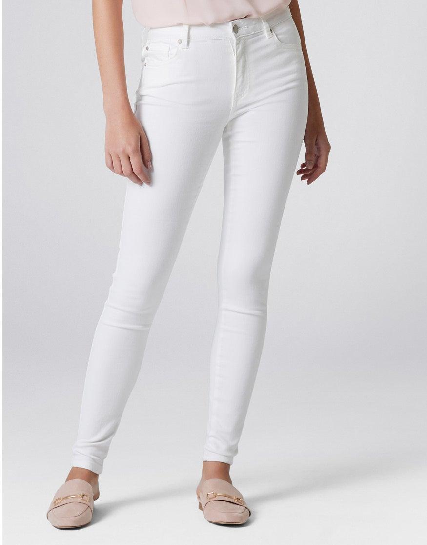 Mid Rise Phoebe Straight Leg Jeans