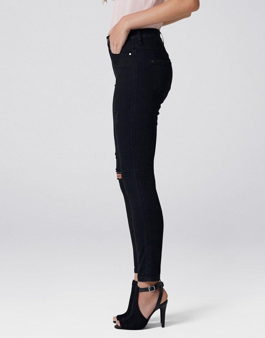 Hannah Skinny Crop