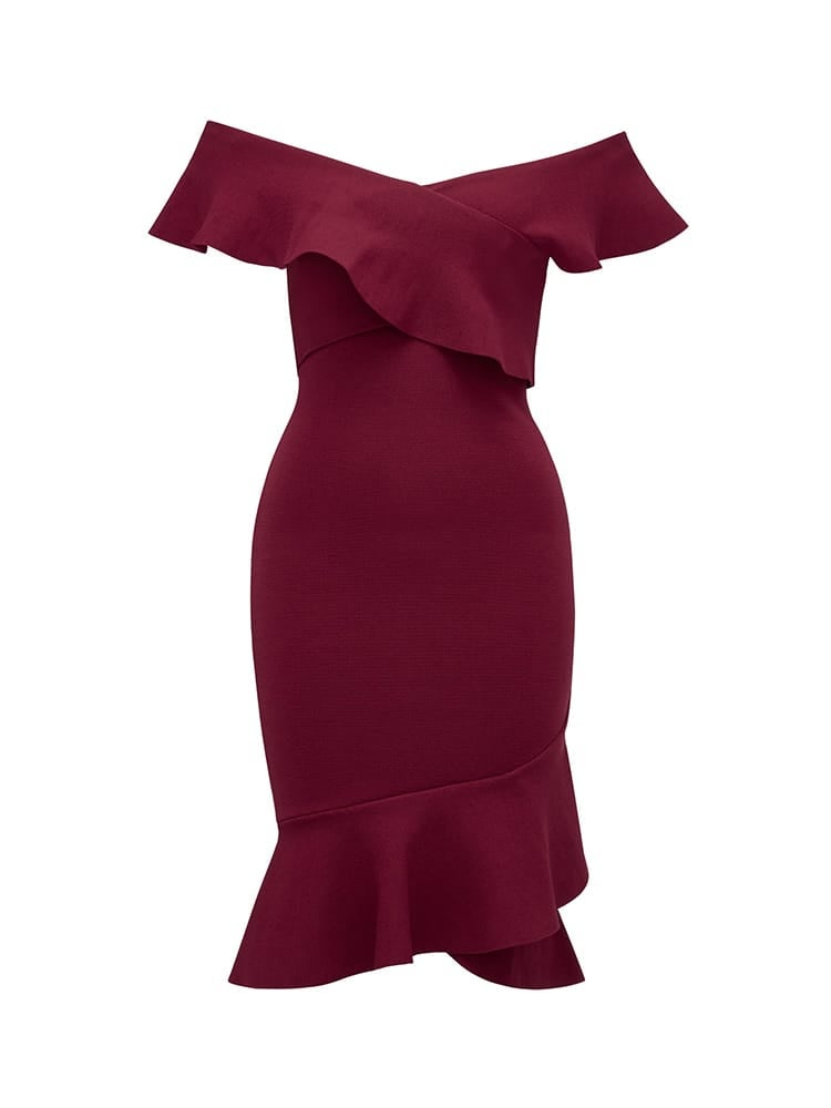 Amber Frill Dress