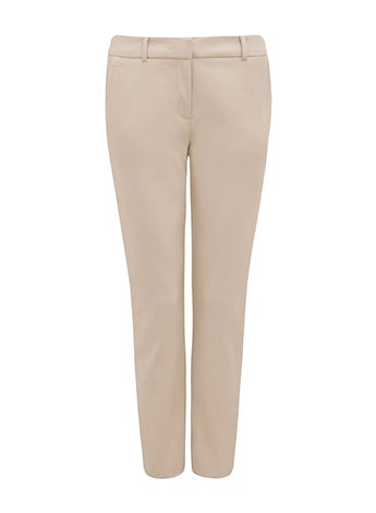 Grace 7/8th Slim Pants | Smooth Sand