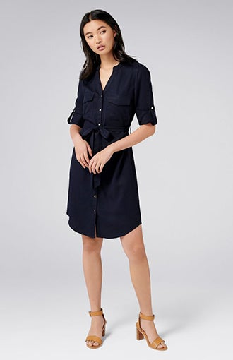 <b>Belinda</b><br />Shirt Dress