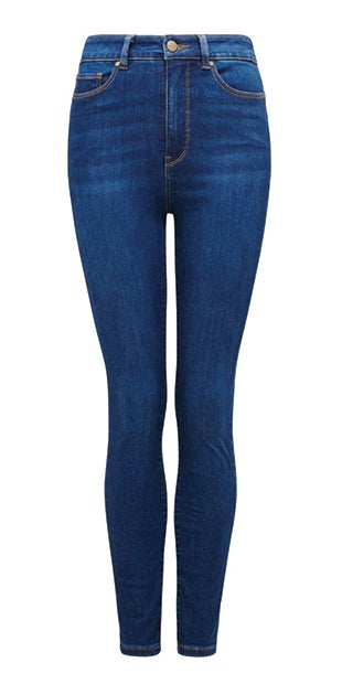 <b>Bella</b><br />High-Rise<br />Sculpting Jeans