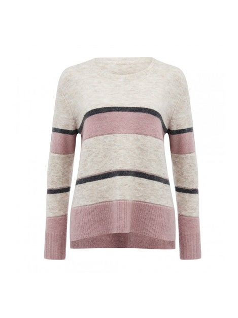 Nadia Mixed Stripe Jumper
