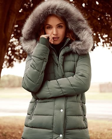 Parkas and Puffas