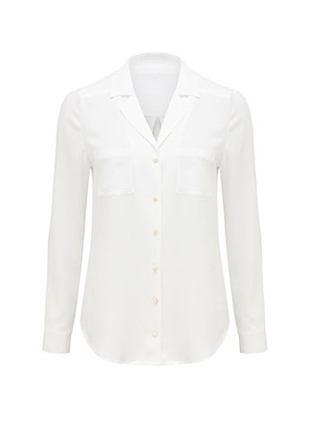 Emily Camp Collar Pocket Shirt