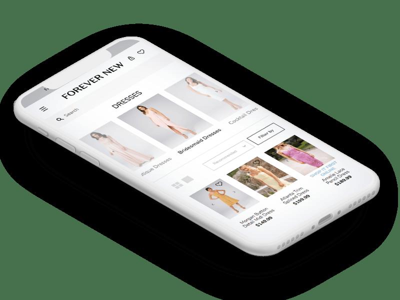 Forever New Mobile App