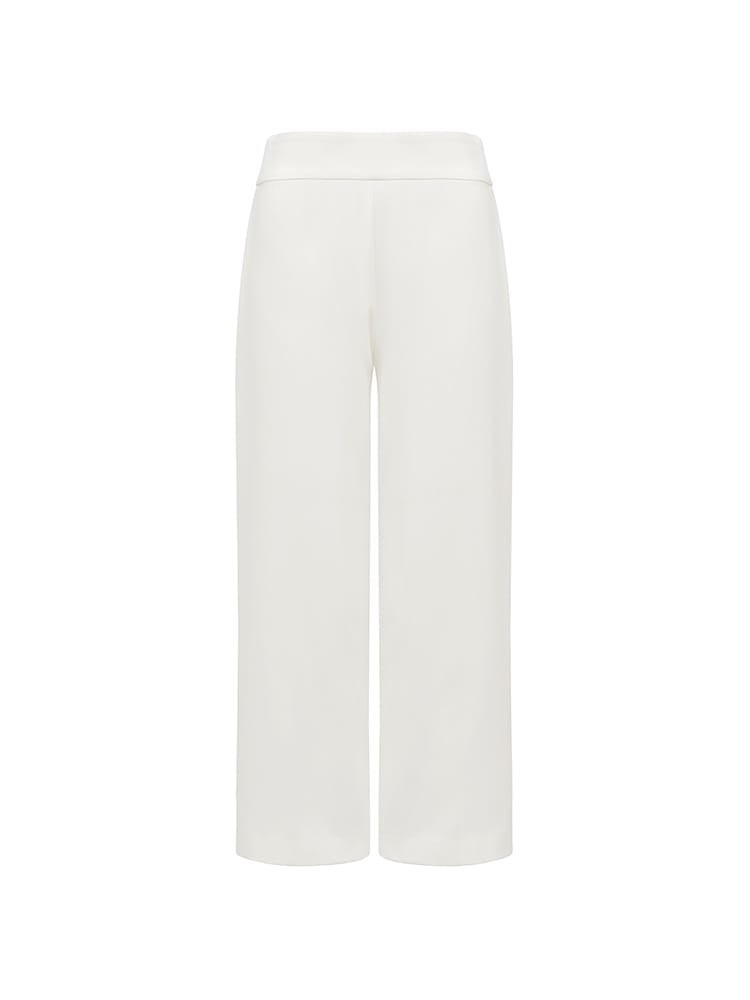 Milly Wide Leg Culottes