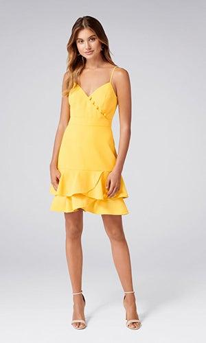 <b>Morocco</b><br>Flippy Mini Dress