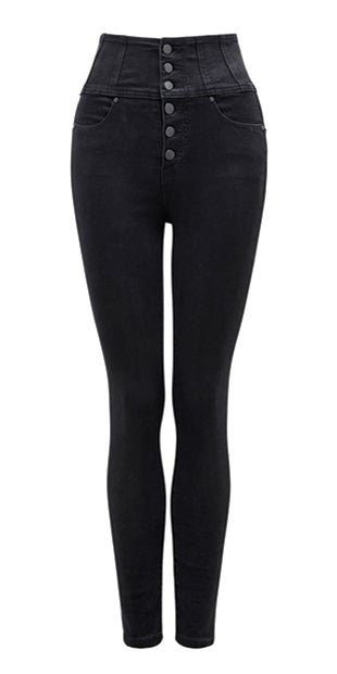 <b>Sophie</b><br />High-Rise<br />Sculpting Jeans
