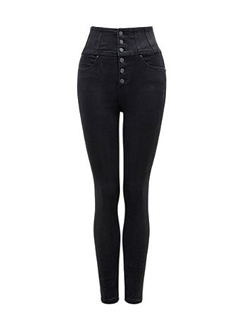 <b>SOPHIE</b><br/>High-Rise Sculpting Jeans