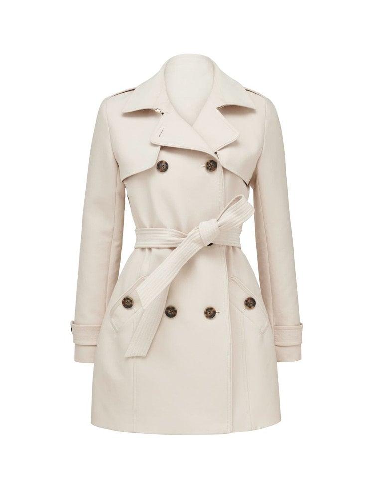 Aaliyah Trench Coat