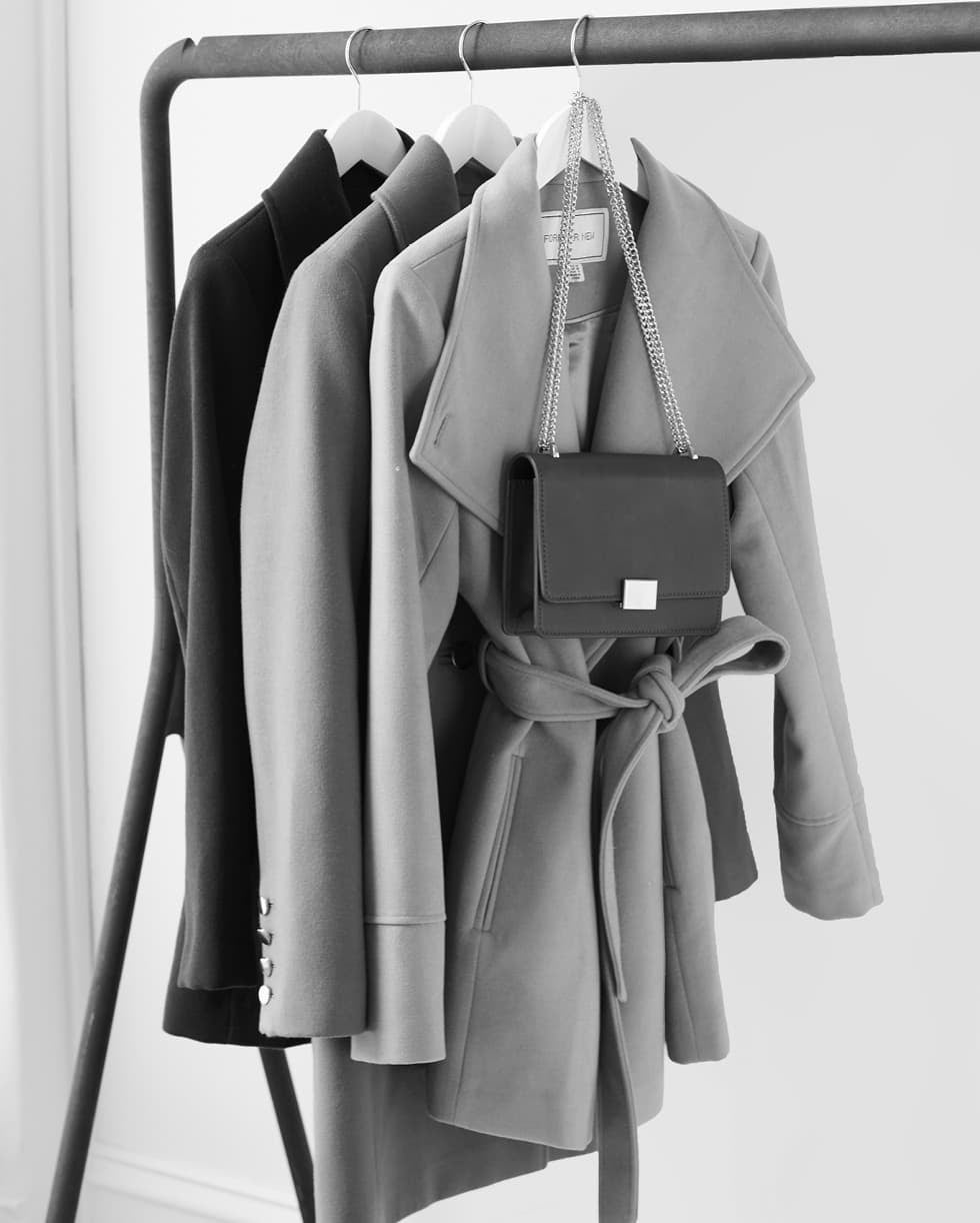 Winter Clothing Edit