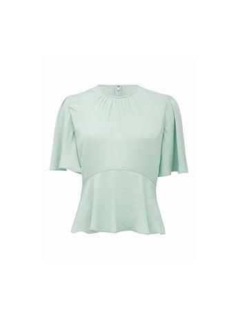 Kimmy Kimono Sleeve Blouse