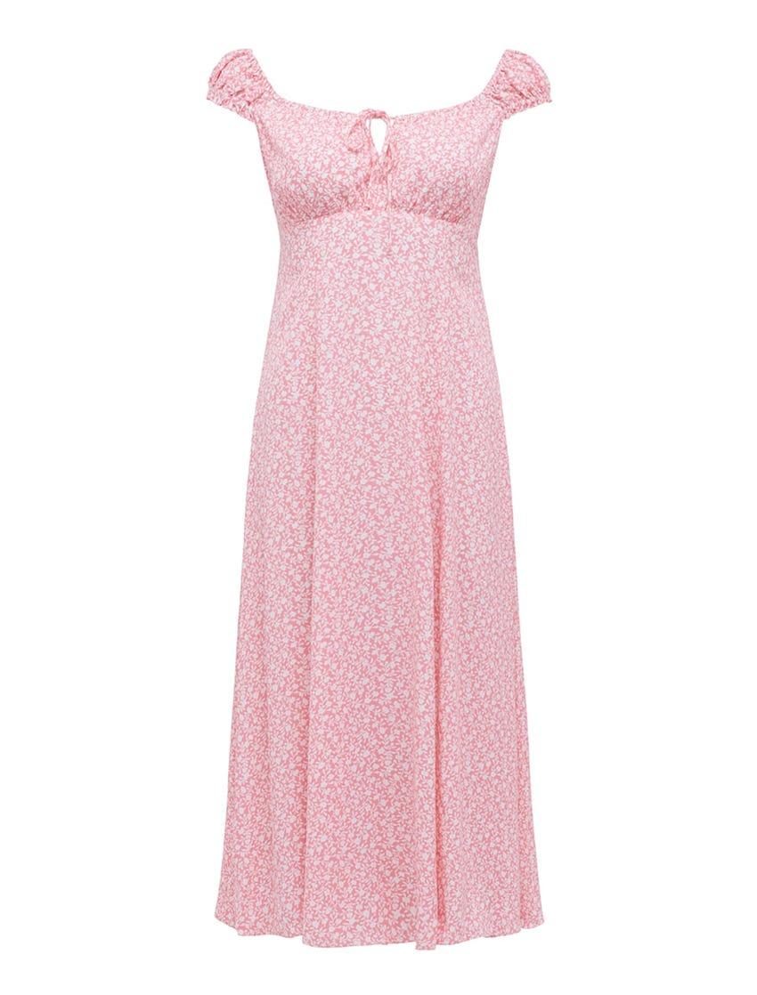 Elise Midi Sun Dress