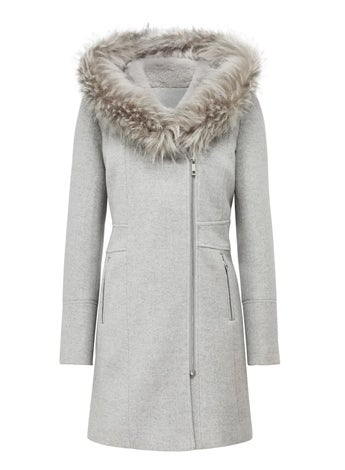 Prue Hooded Coat