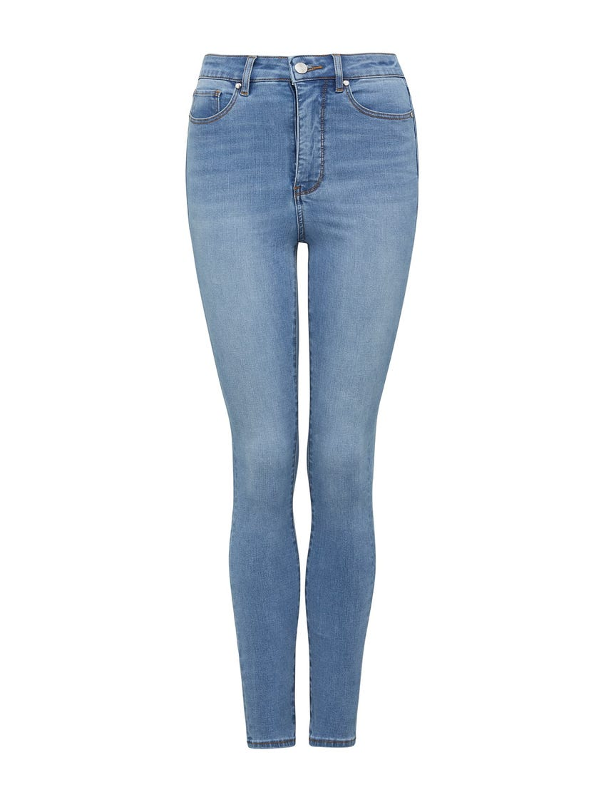 Bella High-Rise Sculpting Jeans