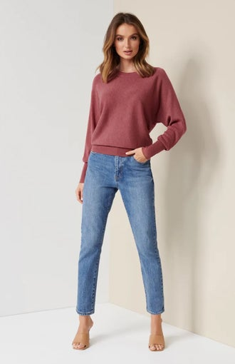 Jocelyn Batwing Jumper