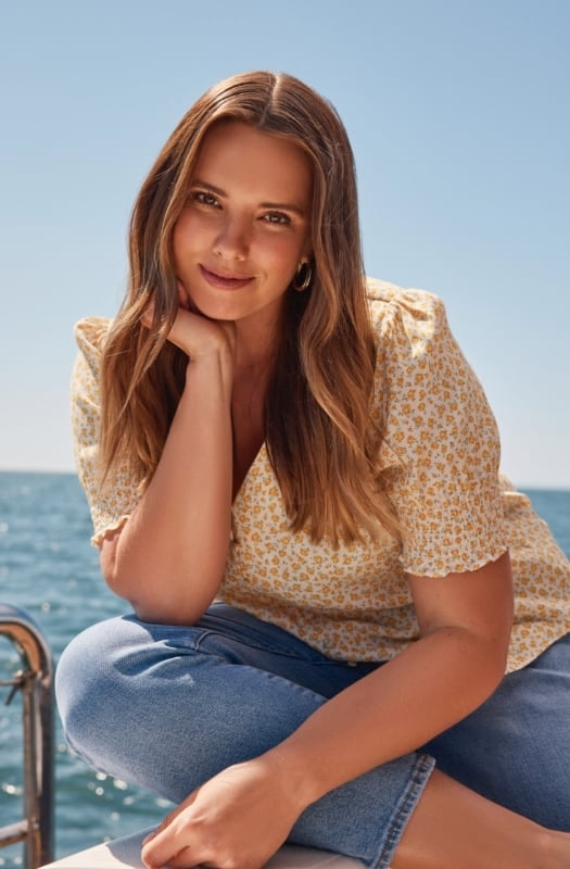 Forever New Plus Size Women's Tops