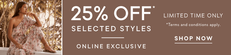 Forever New 25% off Selected Styles
