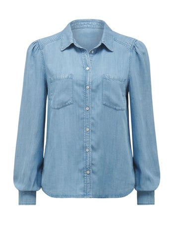 Billie Soft Denim Shirt