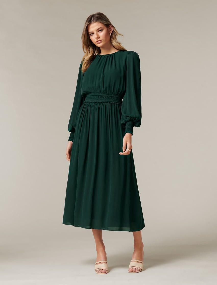 Bronwyn Midi Dress