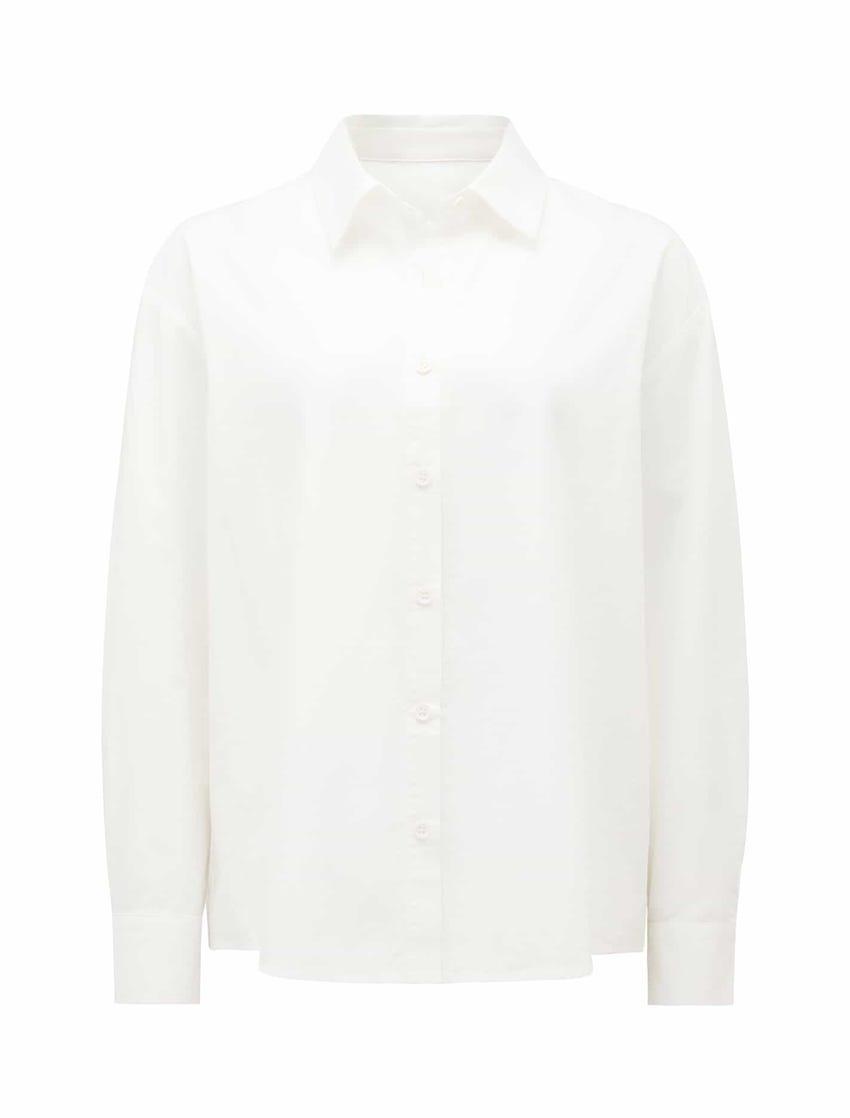 Denver Oversized Cotton Shirt