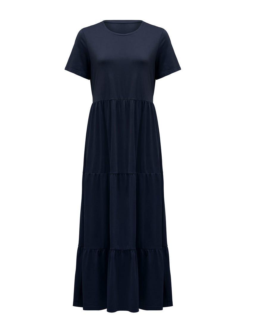 Elodie Jersey Midi Dress