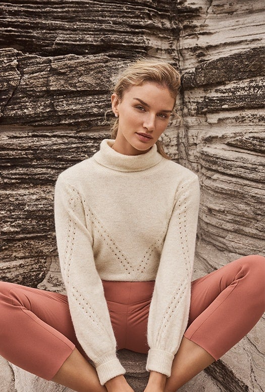 Nadia Roll Neck Jumper