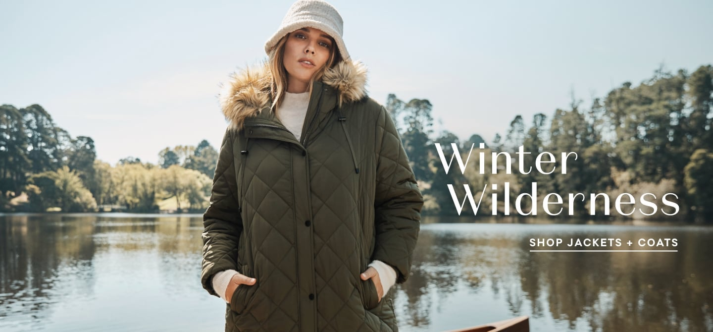 Forever New Plus Size Women's Jackets + Coats