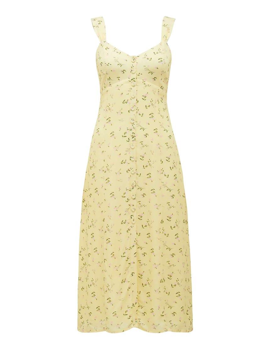 Frankie Button-Through Sun Dress
